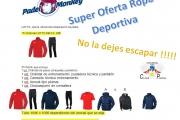 Oferta Ropa Deportiva